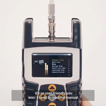 12MM-H30FLEX Features for Terrestrial Signals