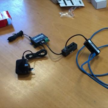 34MM-IRKIT IR Extender Kit Accessory Demonstration Video