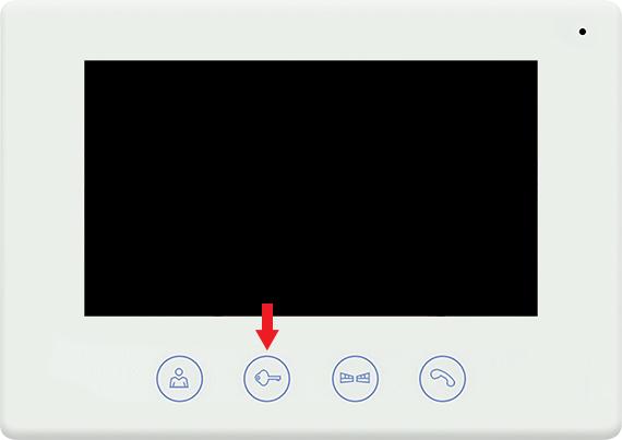 Unlocking Key Button Image